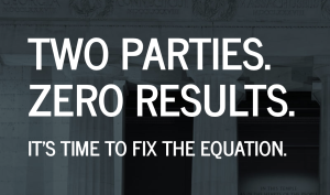 Two Parties Zero Results